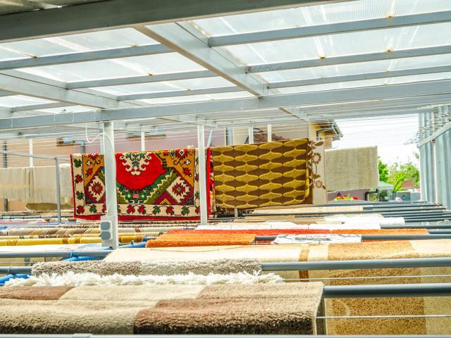 Пране на килими Тепавица Рай